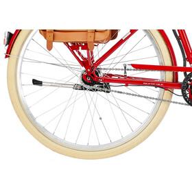 Ortler E-Summerfield E-citybike Damer 7-Gang rød